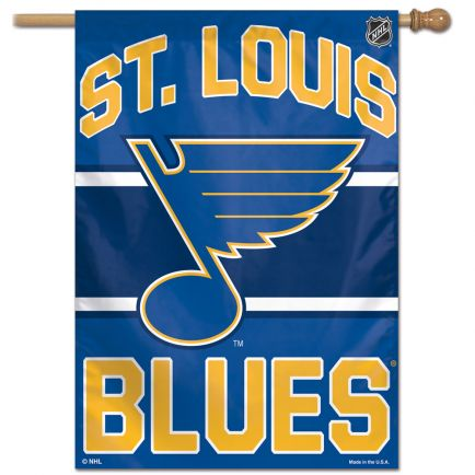 "St. Louis Blues Vertical Flag 28"" x 40"""