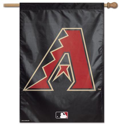 "Arizona Diamondbacks logo Vertical Flag 28"" x 40"""