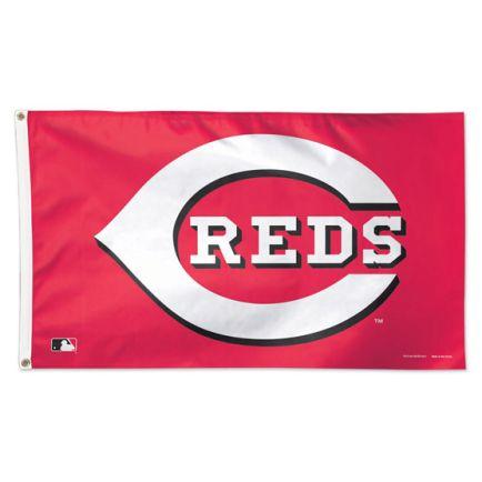 Cincinnati Reds Flag - Deluxe 3' X 5'