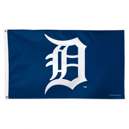 Detroit Tigers Flag - Deluxe 3' X 5'
