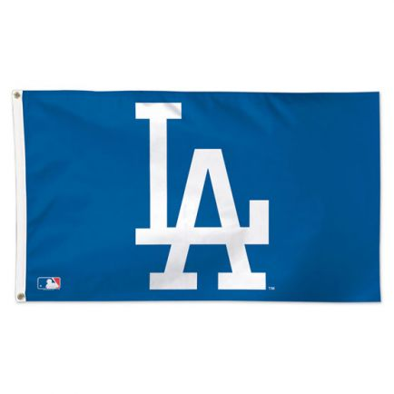 Los Angeles Dodgers Flag - Deluxe 3' X 5'