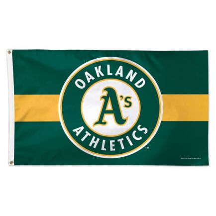 Oakland A's Flag - Deluxe 3' X 5'