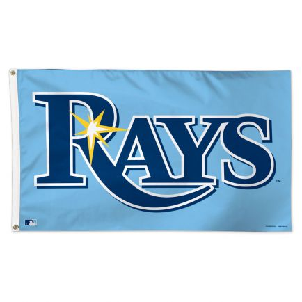Tampa Bay Rays Flag - Deluxe 3' X 5'