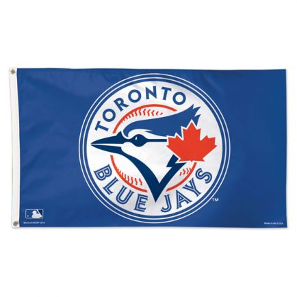 Toronto Blue Jays Flag - Deluxe 3' X 5'