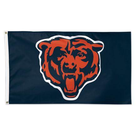 Chicago Bears Flag - Deluxe 3' X 5'