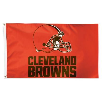 Cleveland Browns Flag - Deluxe 3' X 5'