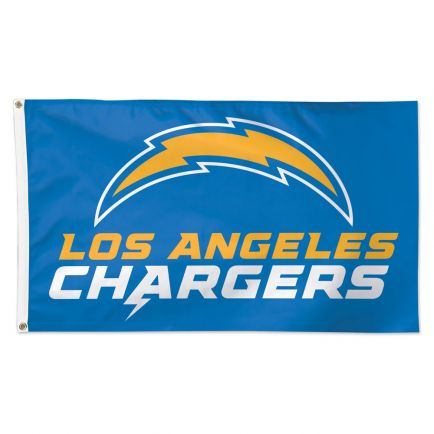 Los Angeles Chargers Flag - Deluxe 3' X 5'