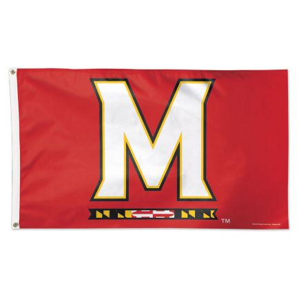 Maryland Terrapins Flag - Deluxe 3' X 5'
