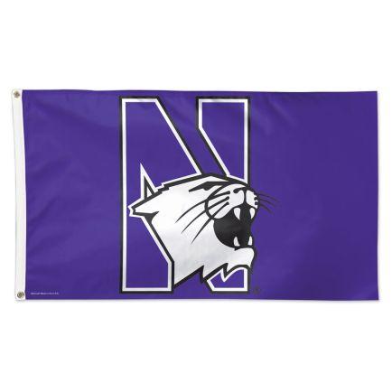 Northwestern Wildcats Flag - Deluxe 3' X 5'
