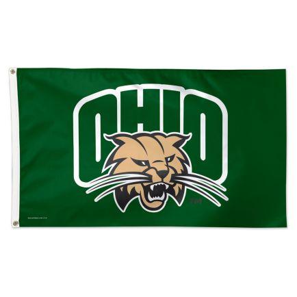 Ohio Bobcats Flag - Deluxe 3' X 5'