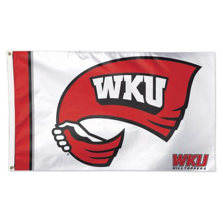 Western Kentucky Hilltoppers Flag - Deluxe 3' X 5'