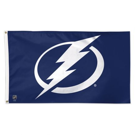 Tampa Bay Lightning Flag - Deluxe 3' X 5'