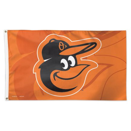 Baltimore Orioles Flag - Deluxe 3' X 5'