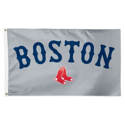 Boston Red Sox Flag - Deluxe 3' X 5'