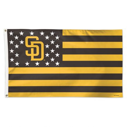 San Diego Padres Flag - Deluxe 3' X 5'