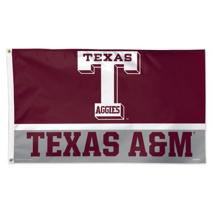 Texas A&M Aggies /College Vault Flag - Deluxe 3' X 5'