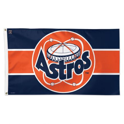 Houston Astros / Cooperstown Flag - Deluxe 3' X 5'