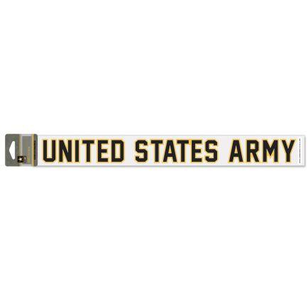 """U.S. Army Perfect Cut Decals 2"""" x 17"""""""