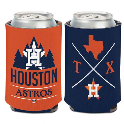 Houston Astros HIPSTER Can Cooler 12 oz.