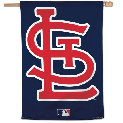 """St. Louis Cardinals Vertical Flag 28"""" x 40"""""""