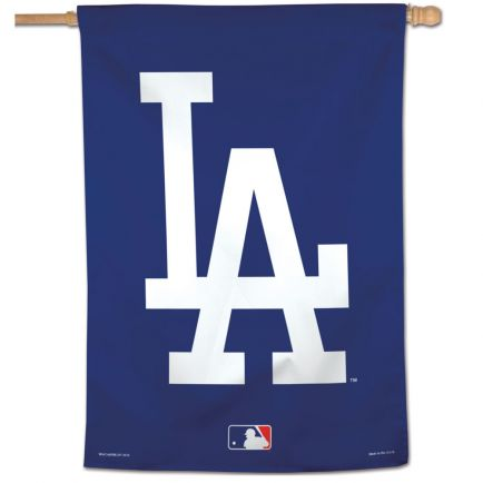 "Los Angeles Dodgers Vertical Flag 28"" x 40"""