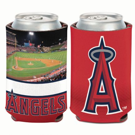 Angels / Stadium MLB Stadium Can Cooler 12 oz.