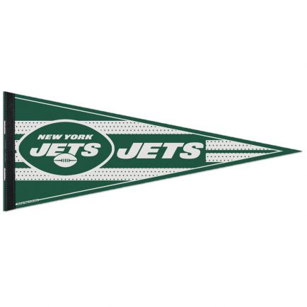 """New York Jets Classic Pennant, carded 12"""" x 30"""""""