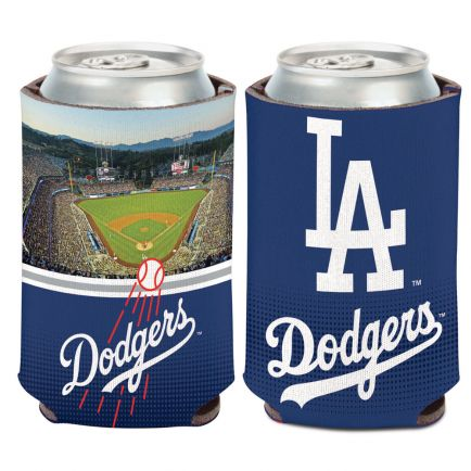Los Angeles Dodgers / Stadium MLB STADIUM Can Cooler 12 oz.