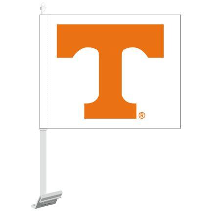 "Tennessee Volunteers Car Flag 11.75"" x 14"""