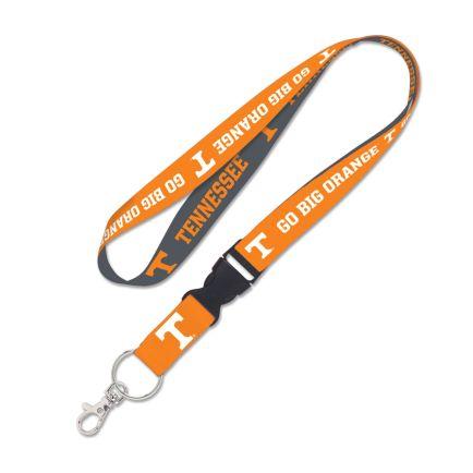 """Tennessee Volunteers Lanyard w/detachable buckle 1"""""""