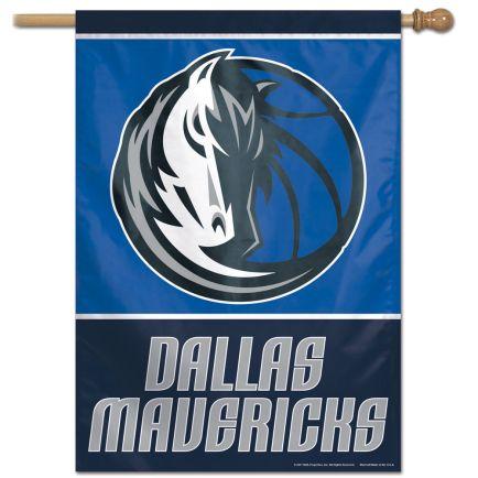 "Dallas Mavericks Vertical Flag 28"" x 40"""