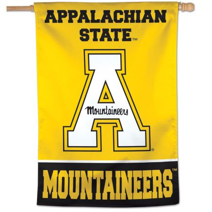 "Appalachian State Mountaineers Vertical Flag 28"" x 40"""