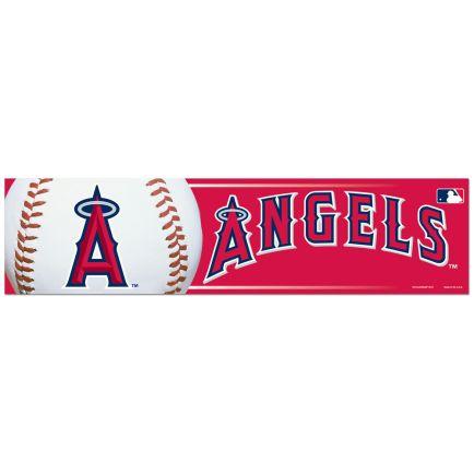 "Angels Bumper Strip 3"" x 12"""