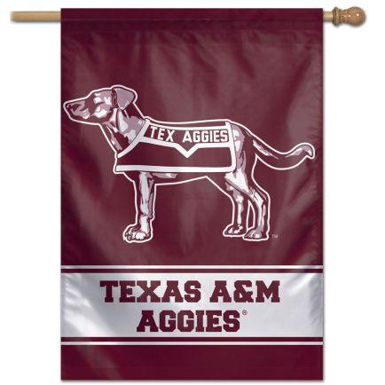 "Texas A&M Aggies /College Vault VAULT Vertical Flag 28"" x 40"""