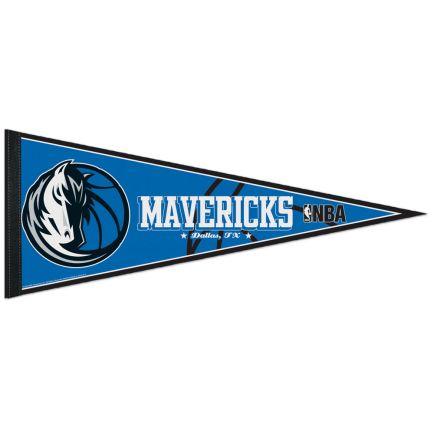 "Dallas Mavericks Classic Pennant, carded 12"" x 30"""