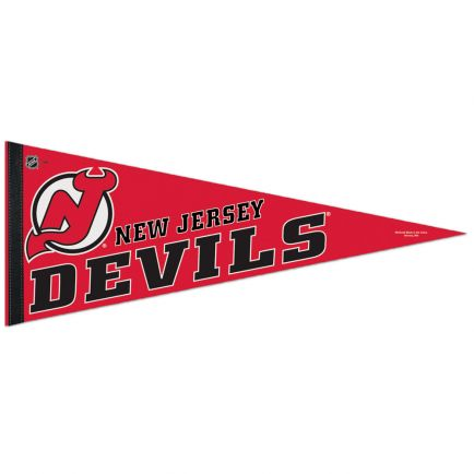 "New Jersey Devils Classic Pennant, carded 12"" x 30"""