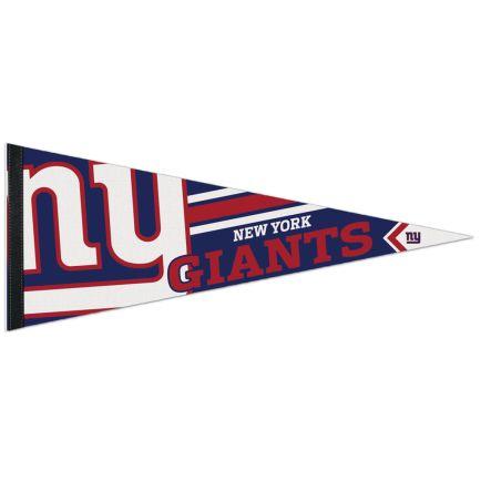 "New York Giants Logo Premium Pennant 12"" x 30"""
