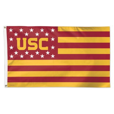 USC Trojans Flag - Deluxe 3' X 5'