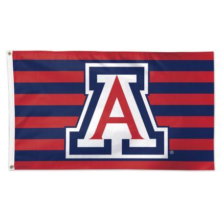 Arizona Wildcats / Stars and Stripes NCAA Flag - Deluxe 3' X 5'
