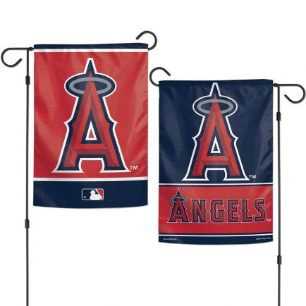 """Angels Garden Flags 2 sided 12.5"""" x 18"""""""