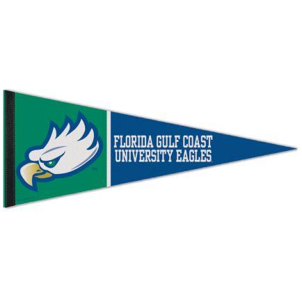 "Florida Gulf Coast Eagles Premium Pennant 12"" x 30"""