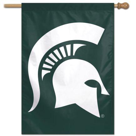 "Michigan State Spartans Vertical Flag 28"" x 40"""