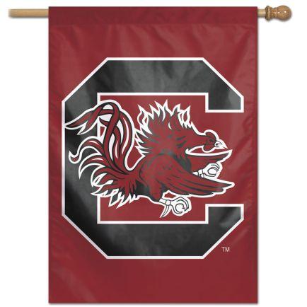 """South Carolina Gamecocks Vertical Flag 28"""" x 40"""""""