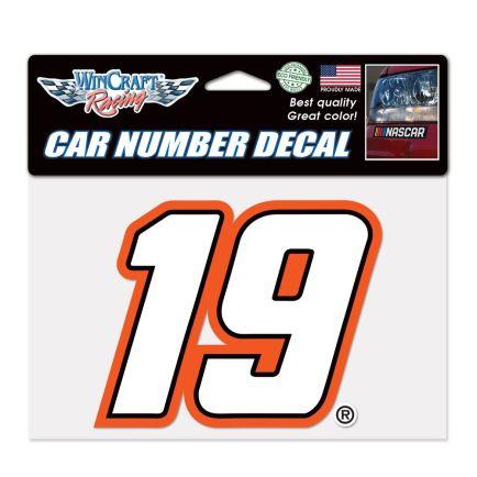 Martin Truex Jr. Car Number Decals