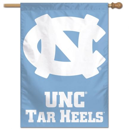 "North Carolina Tar Heels Vertical Flag 28"" x 40"""