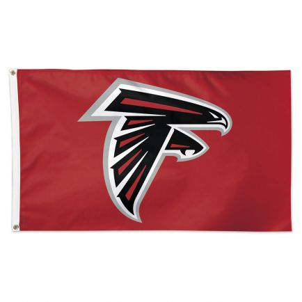 Atlanta Falcons Red Flag - Deluxe 3' X 5'