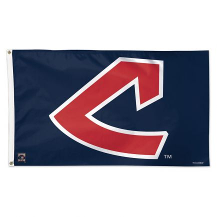 Cleveland Indians / Cooperstown Flag - Deluxe 3' X 5'