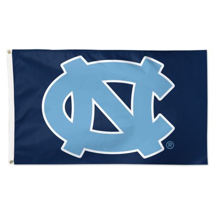 North Carolina Tar Heels NAVY Flag - Deluxe 3' X 5'