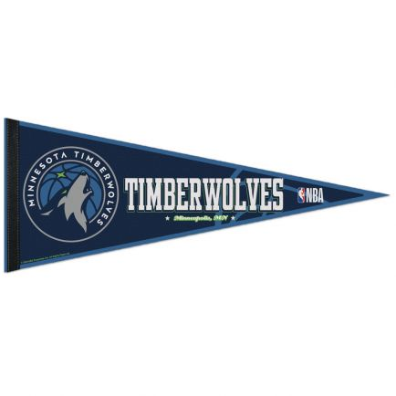 """Minnesota Timberwolves Classic Pennant, carded 12"""" x 30"""""""