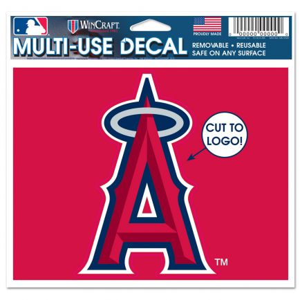 """Angels Multi-Use Decal - cut to logo 5"""" x 6"""""""